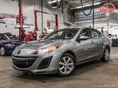 Mazda Mazda3 GS  JAMAIS ACCIDENTÉ!! 2011
