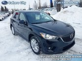 2015 Mazda CX-5 GT,SUNROOF,LEATHER,AWD,ALUMINUM WHEELS, AIR,TILT,CRUISE,PW,PL, WINTER RIMS AND TIRES,LOCAL TRADE!!!!!  ALUMINUM WHEELS WITH EXTR
