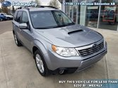 2010 Subaru Forester LIMITED,TURBO,LEATHER, XT,SUNROOF, LOCAL TRADE!!!