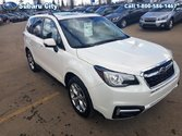 2017 Subaru Forester 2.5i Limited w/Technology Package,LEATHER,SUNROOF,EYESIGHT,NAVIGATION,BLUETOOTH,REAR CAMERA,LOCAL TRADE!!!!
