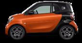 smart fortwo coupé EQ 2019