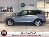 2014 BMW X3 AWD