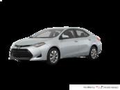 2019 Toyota Corolla COROLLA CE CVTI-S
