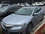 2015 Acura TLX 2015 TLX PREMIUM LEATHER, ROOF,SH-AWD