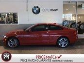 2016 BMW 428i AWD, COUPE, PREMIUM ENHANCED