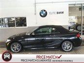 2016 BMW M235i xDrive PREMIUM, AWD, M