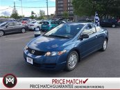 2009 Honda Civic Cpe DX-G - AIR CONDITIONING, TILT,