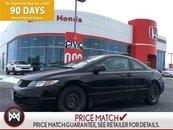 2010 Honda Civic Cpe DX-G ,POWER WINDOWS, CRUISE CONTROL,A/C