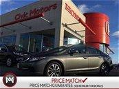 2013 Honda Civic Sdn EX - BLUETOOTH, HEATED SEATS, SUNROOF