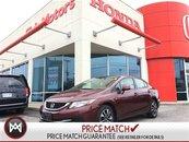 2013 Honda Civic Sdn EX - 4YR/100,000 KMS WARRANTY, BACK UP CAM