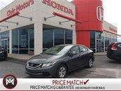 2013 Honda Civic Sdn LX - BLUETOOTH, HEATED SEATS, CRUISE