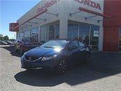 2014 Honda Civic Sedan EX - 4YR/100,000 KMS HONDA WARRANTY, SUNROOF