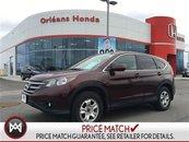 2014 Honda CR-V AWD, SUNROOF, HEATED SEATS,BACK UP CAMERA