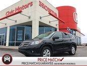 2014 Honda CR-V EX - SUNROOF, HEATED SEATS, BACK UP CAM