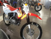2017 Honda CRF230F $25.30 WEEKLY PAYMENT! ELECTRIC START!SERIOUS RIDE