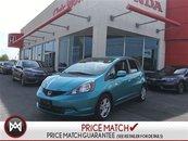 2014 Honda Fit LX - BLUETOOTH, TILT, AIR CONDITIONING