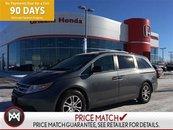 2013 Honda Odyssey LEATHER,SUNROOF,DVD,HEATED SEATS,