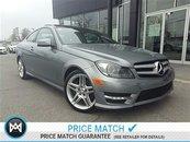 Mercedes-Benz C350 Premium pkg, Driving assistance pkg. 2013