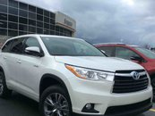 2016 Toyota Highlander hybrid LE CVT