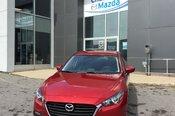 Félicitations M. Boulanger pour votre nouvelle Mazda 3 SE 2017.  Bonne route
