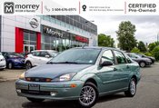 2003 Ford Focus SE SPORT AUTO ULTRA LOW KMS!
