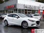 2017 Mazda Mazda3 Sport GT Prem/Tech * Leather, Navi, Radar Cruise, Camera