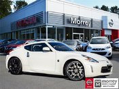 2017 Nissan 370Z Coupe Enthusiast 6-speed Manual