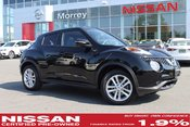 2015 Nissan Juke SL LEATHER LOCAL NO ACCIDENTS