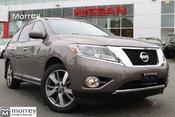 2014 Nissan Pathfinder PLATINUM LEATHER NAVI LOADED