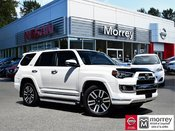 2016 Toyota 4Runner SR5 Limited Package 7-Passenger * Leather, Cooled Seats, Navi, USB!