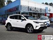 2016 Toyota RAV4 XLE AWD * Moonroof, Bluetooth, Backup Camera, USB!