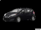 2017 Nissan Versa Note Hatchback 1.6 S CVT