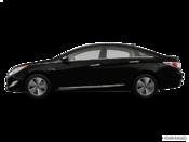 Hyundai Sonata Hybride 2014