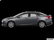 2016 Ford Focus Sedan S