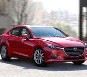 Mazda3 et les dures conditions d'ici
