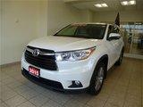 2015 Toyota Highlander XLE AWD + NAVI + SUNROOF