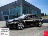 2012 Audi A4 2.0T Prem Plus 6sp man qtro Sdn