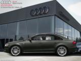 2016 Audi A4 2.0T quattro Progressiv Plus