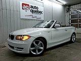 BMW 1 Series 128i Décapotable / Automatique / Garantie / 2010 Garantie 1 An ou 15 000 km GMP / Inclus !!!