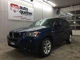 BMW X3 28i GARANTIE 1 AN OU 15 000 KM GMP/CAA INCLUS 2013 TOIT PANORAMIQUE / AWD
