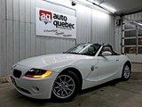 BMW Z4 2.5i Décapotable / Garantie 1 An ou 15000 km GMP 2004 AUTOMATIQUE / IMPÉCABLE