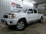 Toyota Tacoma TRD Double Cab 4X4 / Jamais Accidenté 2012 Bas Kilo / Garantie 1 An ou 15 000 km GMP / Inclus !!!