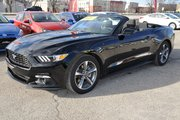 2016 Ford Mustang V6 ECOBOOST CONVERTIBLE 15600KM