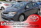 2014 Toyota Corolla LE ( Camera de recul, Siege chauffant