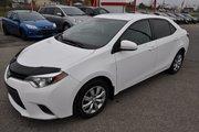 2015 Toyota Corolla LE GARANTIE PROLONGÉ !!!!!! JUSQU'À 2020