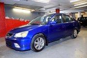 Acura EL Touring MANUELLE VITRE ELECT BELLE AUTO! 2004