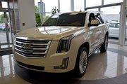 Cadillac Escalade Platinum AWD BLANC DIAMANT 2015 PLATINUM AWD  BLANC DIAMANT