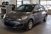 Hyundai Accent ''L'' garantie sept 2017 2013