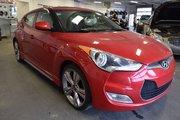 Hyundai Veloster TECH GPS,TOIT JAMAIS ACCIDENTÉ 1 SEUL PROPRIETAIRE 2012