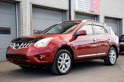 Nissan Rogue SL 4WD CUIR TOIT NAVI 8 PNEUS ET ROUES 2011 DEMARREUR UN SEUL PROPRIO
